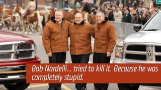 Ex-Chrysler PR Calls Out 'Stupid' CEOs And 'Absolute Prick' <i&