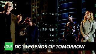 Legends of Tomorrow trailer!!!!