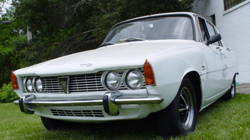 Used Car Face Off: British Luxury Before British Leyland