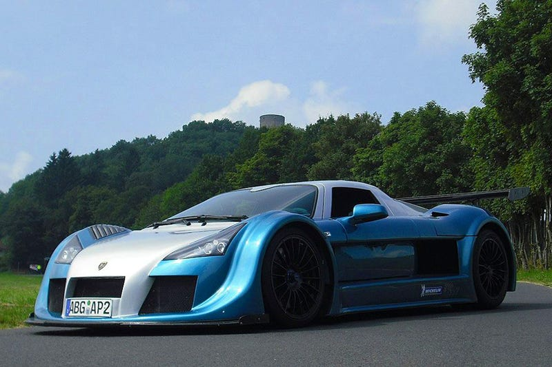 Gumpert Apollo Sport Sets Nürburgring Production Lap Record