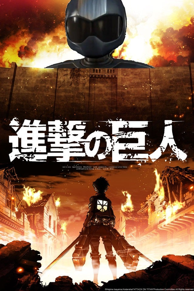 TAYnami - Attack On Titan