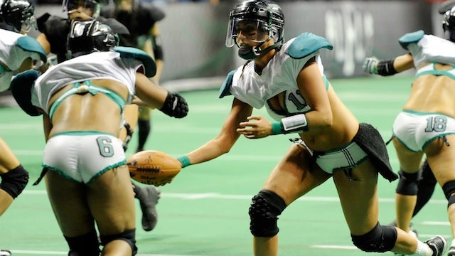 Youth Lingerie Football League Is Worst Idea Ever