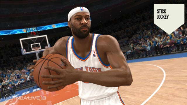 For NBA Live, an Uncomfortable Silence Speaks for Itself
