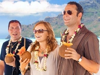 America to Critics: Drop Dead! Couples Retreat Owns Weekend