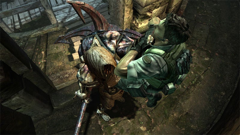 Resident Evil 5: Lost In Nightmares Micro-Review: Less Fighting, More Frightening