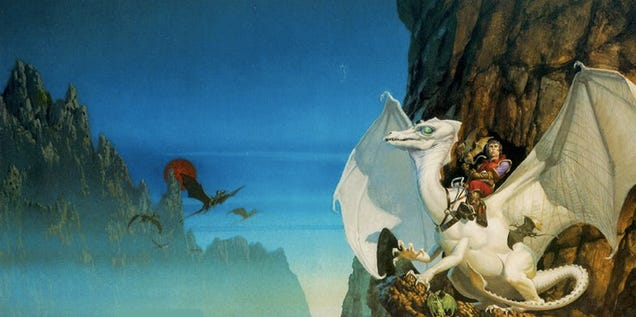 A Dragonriders Of Pern Movie May Finally Happen!
