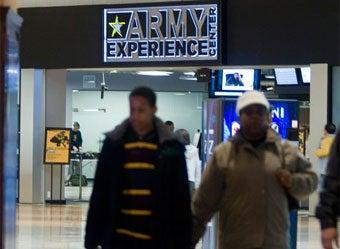 "U.S. Army Testing Out Recruitment ""Arcades"""