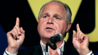 Women Are 'Nothing But Abortion Machines' Sputters Rush Limbaugh