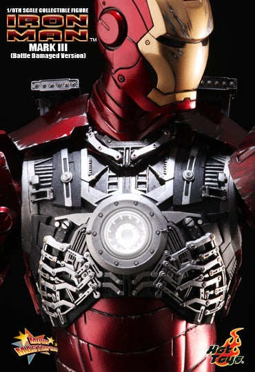 1:6 Scale Iron Man Is Almost As Detailed As 1:1 Scale Iron Man
