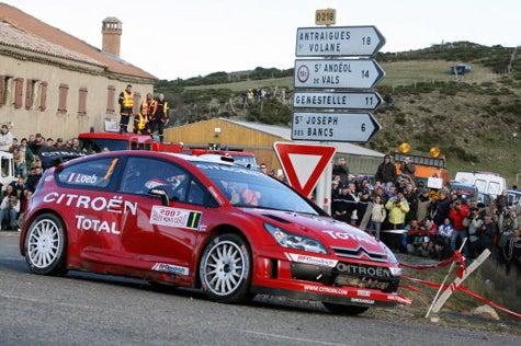Monte Carlo Rally: Leg 2 Recap