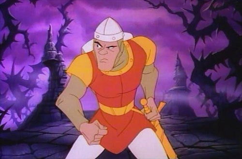 Dragon's Lair Getting Squeezed Down For DSiWare