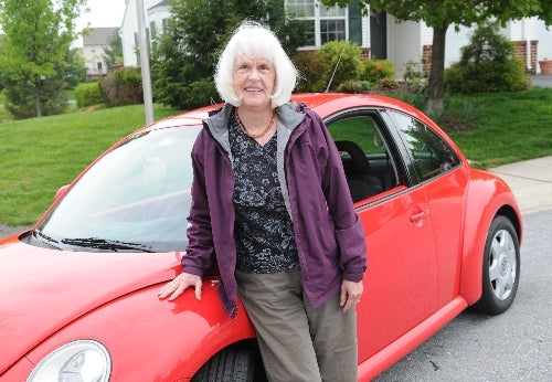 Woman Hits 400,000 Miles In New Beetle, Hell Freezes Over