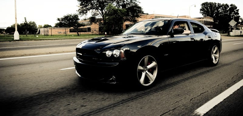 2008 Dodge Charger SRT8, Part Two