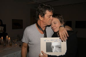 Lou Reed's Secret Wedding Called 'Stunning Return to Form'
