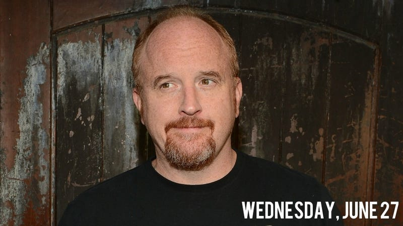 Louis CK Cast A Black Actress As The Mother Of His White Kids And Everyone's Bugging