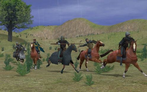 Come Mount My Blade, Baby