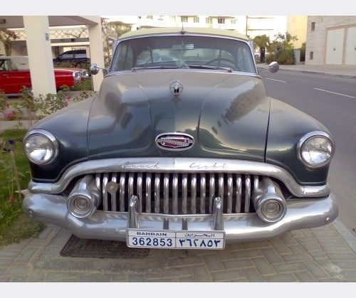 1953 Buick Down On The Bahraini Street