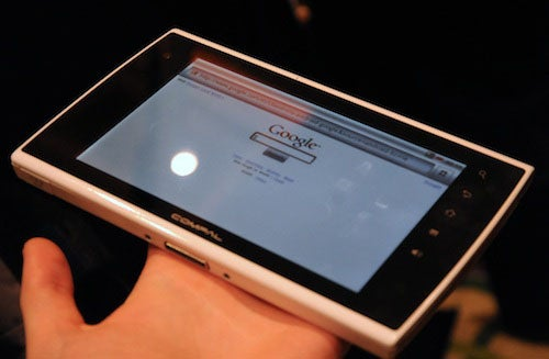 Hands On With Compal's Tegra 2 Android Tablet