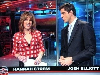 Hannah Storm Pulls Out All The Stops