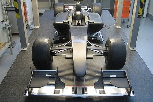 New Lotus F1 Car: First Look