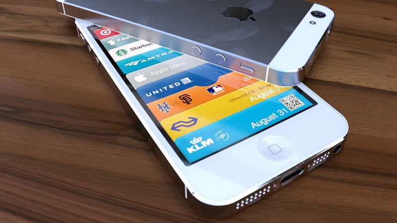 The New iPhone 2012 In White Could Look Amazing Too