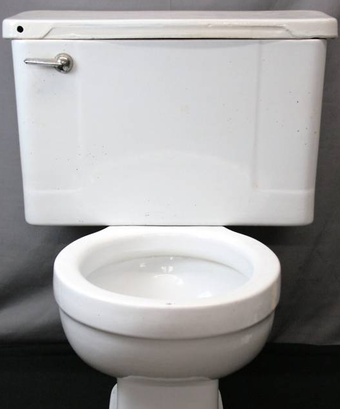 Now J.D. Salinger's Toilet Can Be Yours