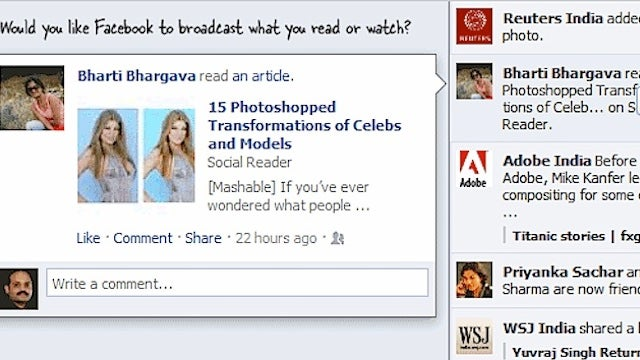 Bypass the Social Reader Apps in Facebook So Your Friends Don't Know What You're Reading