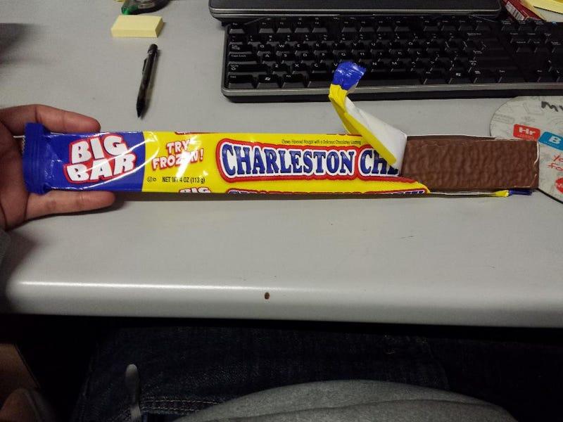Charleston Chew.