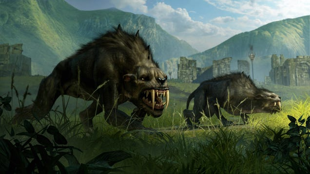 Shadow Of Mordor's New DLC Will Put Monsters On Top Of Other Monsters