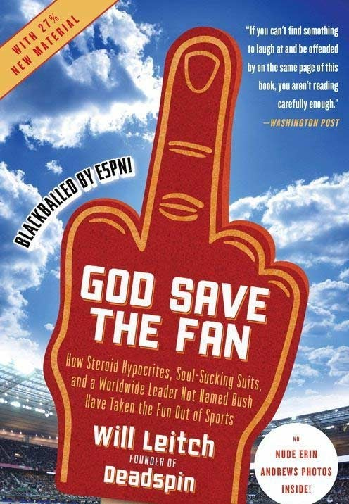 The God Save The Fan (Paperback Edition) FAQ