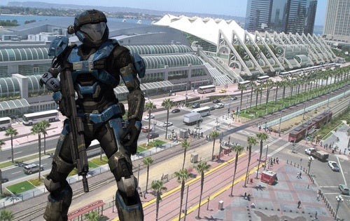 Microsoft Brings Halo: Reach, Gears Of War 3, Fable III, And Kinect To Comic-Con