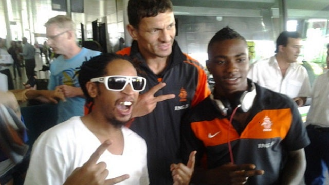 Lil Jon Still Supports Dutch National Team Even After Drug Tourism Crackdown