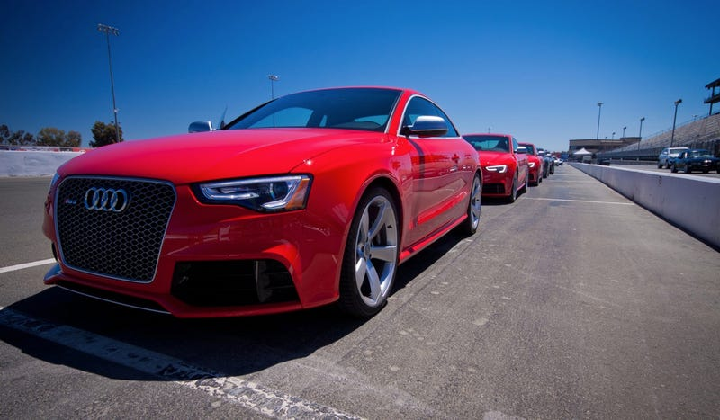 2013 Audi RS5: The Jalopnik Review