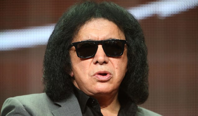 "Gene Simmons to Depression Sufferers: ""Fuck You, Then Kill Yourself"""