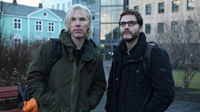 Nerd Rapture Approaches As First Image of Benedict Cumberbatch As Julian Assange Emerges