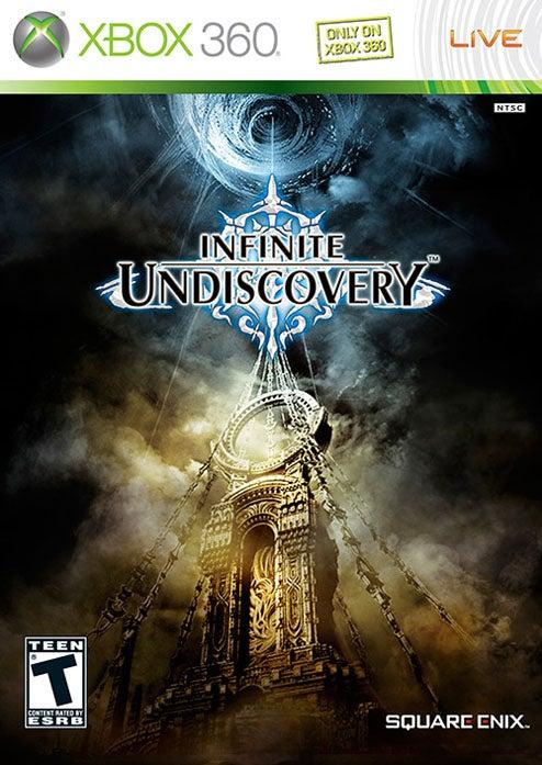 Infinite Undiscovery Box Art Clues In DLC