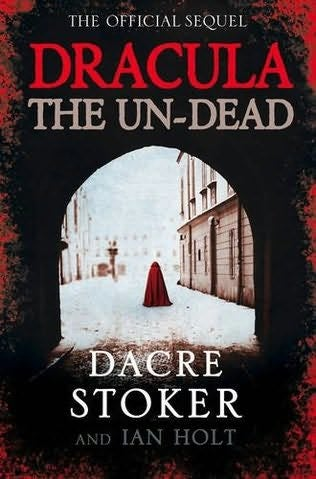 "Bram Stoker's Descendant Pens ""Official"" Dracula Sequel"