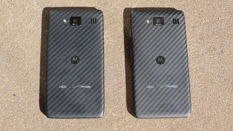 RAZR HD and MAXX HD Gallery