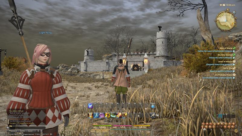 The Final Fantasy XIV Server Congestion Relief Effort Has Begun