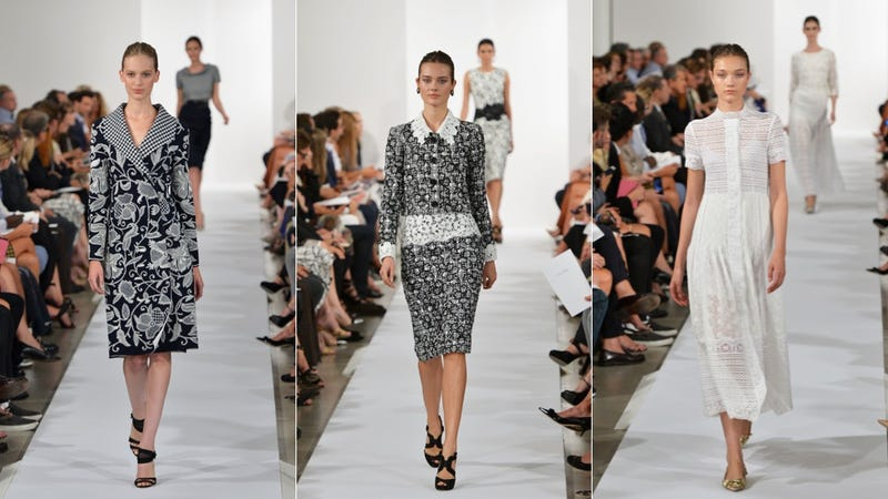 Oscar de la Renta, for the Straight-Up Full-On Class Act in You