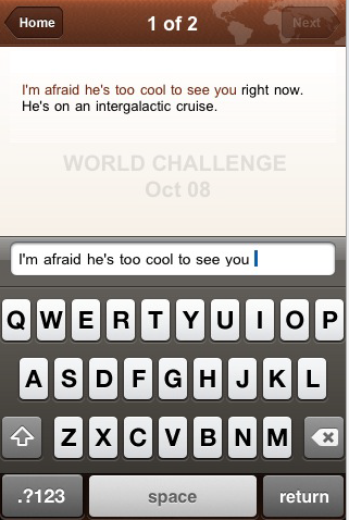 The Week in iPhone Apps: Ch-Ch-Ch-Ch-Changes!