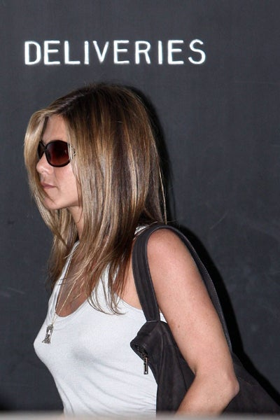 Is Childbirth On Jennifer Aniston's Mind?