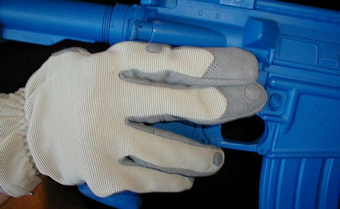 RallyPoint Combat Glove for Computing Under Fire