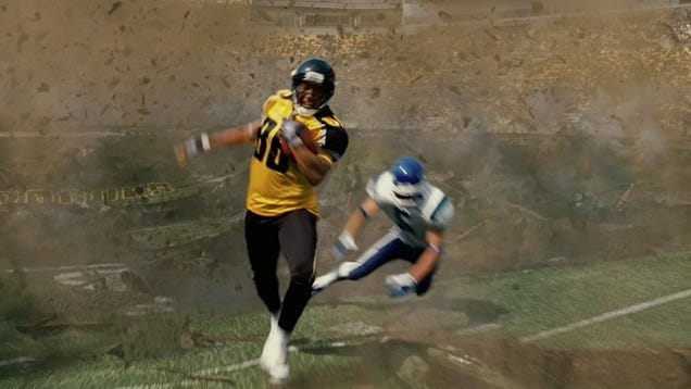 How That Football Field Was Blown Up in The Dark Knight Rises