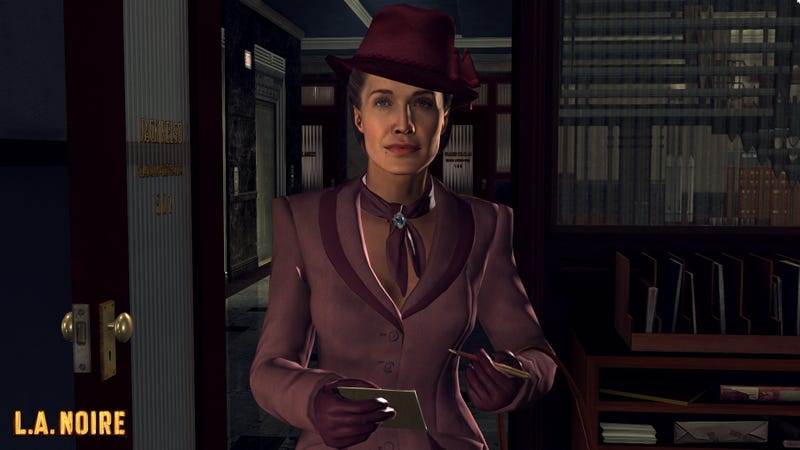 So, How Does LA Noire Look On PC?
