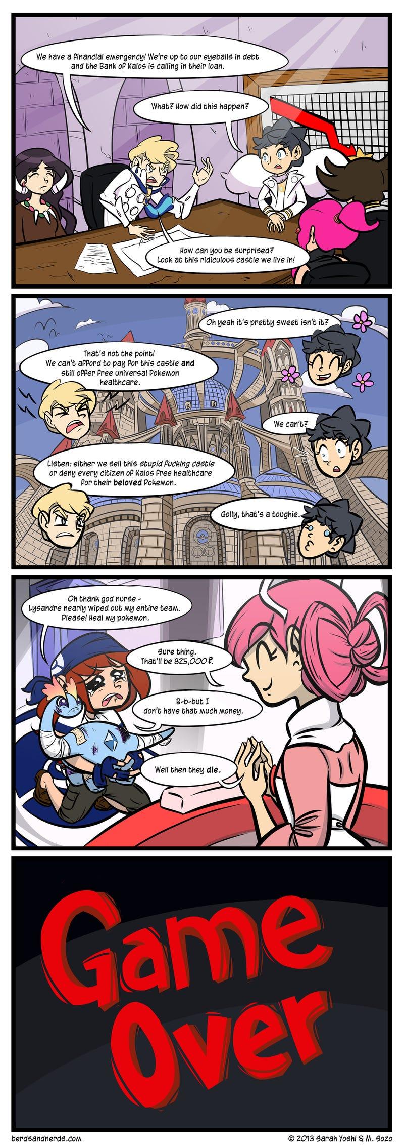 Post random comics here ---v