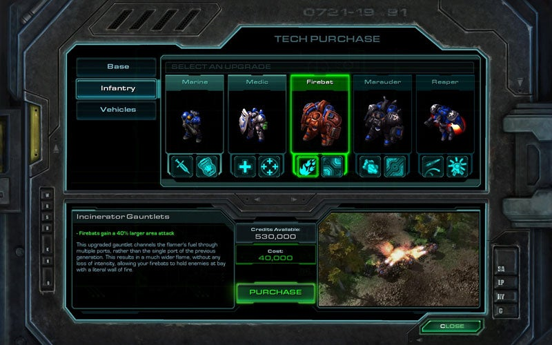 StarCraft II's Cool, Sometimes Crazy Single Player Liberties