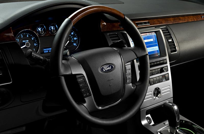 2010 Ford Flex EcoBoost: It's Got The Power