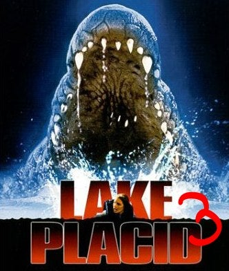 Lake Placid 3, Now With Baby Raptor Crocs