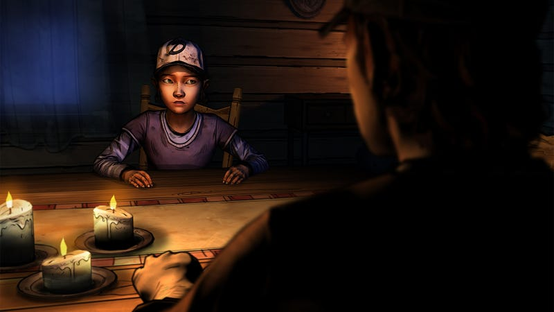 The Sequel To 2012's Amazing Walking Dead Game Is Here. It's Depressing.